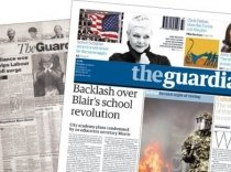 The Guardian передала The New York Times документы Сноудена